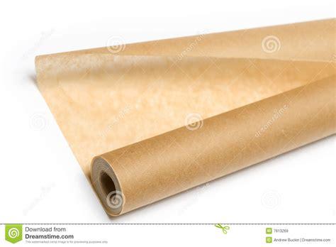 papier parchemin cuisine faites le papier cuire au four image stock image 7613269