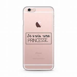 Coque Pour Iphone 6 : coque iphone 6 6s je suis une princesse ~ Teatrodelosmanantiales.com Idées de Décoration