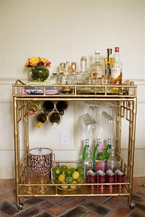 bar cart styling fancy ashley