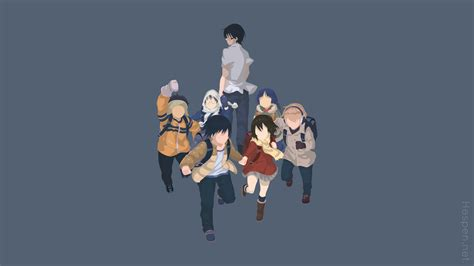 Erased Anime Wallpaper - erased wallpapers wallpaper cave