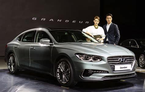 比 Sonata 更豪华!新一代 Hyundai Azera 全球首发亮相