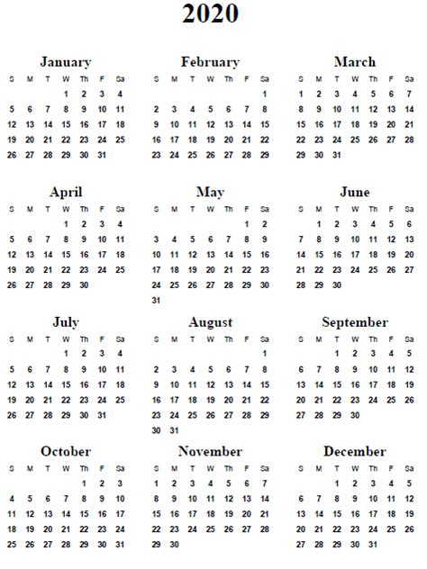 images yearly calendar printable calendar