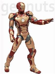 Iron, Man, Homem, De, Ferro, Mark, 42, Iron, Man, 3