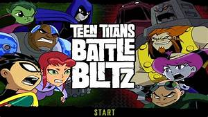 Teen titans blame game comic