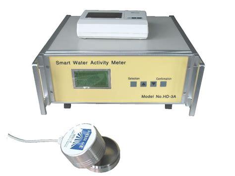 instrument cuisine nade lab testing instrument smart food water activity