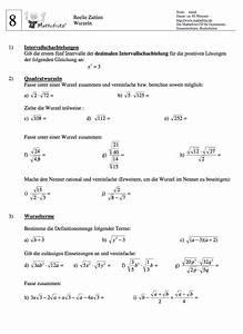 Relative Häufigkeit Berechnen 6 Klasse : wurzeln aufgaben klasse 9 matheaufgaben wurzeln 9 klasse ~ Themetempest.com Abrechnung