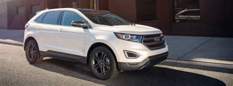 official details   ford edge sel sport appearance