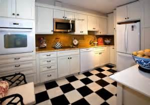 kitchen and floor decor contemporary kitchen montebello kitchen interior usa white decor and appliances with black and