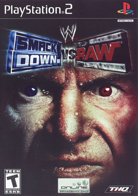 wwe smackdown  raw  playstation   mobygames