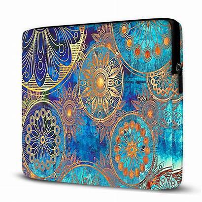Notebook Capa Feminina Polegadas Capas Floral Case
