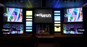 Church Stage Worship Decor | Joy Studio Design Gallery ...