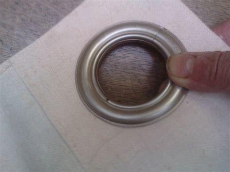 oeillets de rideaux clipsables et m 233 thode pour les poser mercerie de quesnoy