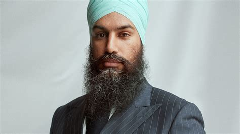 A Chat With Jagmeet Singh, The Incredibly Welldressed