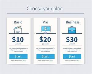 saas pricing model template - how should you price saas and what should go on your