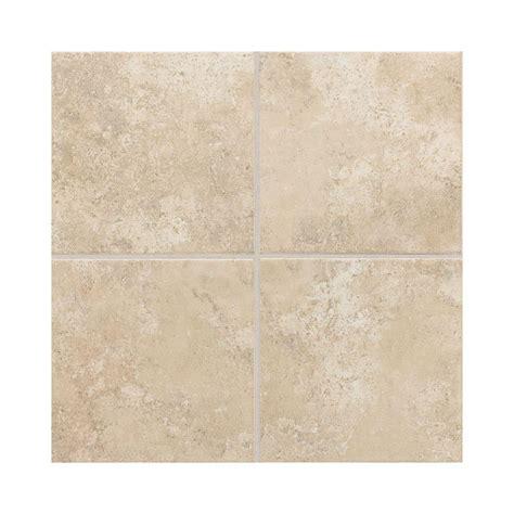 ceramic tile home depot daltile stratford place alabaster sands 12 in x 12 in
