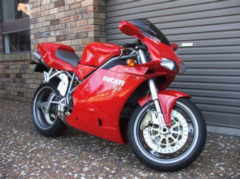 2002 ducati 748s superbike chipping norton nsw excellent condition chipping norton nsw