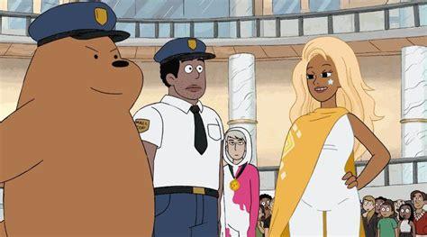 fakta menarik serial kartun  bare bears  grup kpop