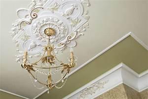 Moulures décoratives : matériau, style et prix Ooreka