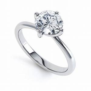 Twist twisted engagement ring serendipity diamonds for Wedding ring twist