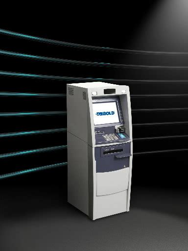 diebold  provide  service network  atms