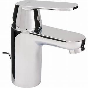Mitigeur Lave Main Grohe : mitigeur lavabo grohe eurosmart cosmopolitan c3 plomberie online ~ Nature-et-papiers.com Idées de Décoration