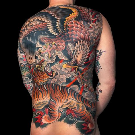 Japanese Tattoos: History, Imagery, Legality and Artists ...