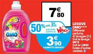 Promo Tv Auchan : optimisation auchan lessive omo 1 80 au lieu de 7 80 ~ Teatrodelosmanantiales.com Idées de Décoration
