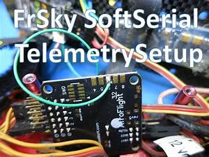How To Use Frsky Telemetry On Your Miniquad With