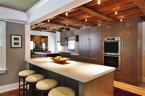 crown kitchens and lighting ديكورات اسقف معلقة للمطابخ المرسال 6305