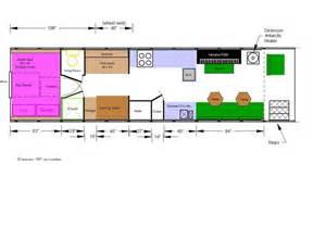 conversion encyclopedia floor plans school bus