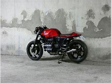 BMW K75 Cafe Racer by Tom Racing Designs BikeBrewerscom