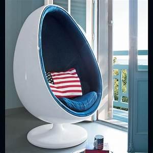 Fauteuil Coquille D Oeuf : fauteuil flag coquille chairs fauteuil oeuf mobilier de salon et fauteuil ~ Melissatoandfro.com Idées de Décoration