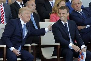 Trump to invite French President Emmanuel Macron for first ...
