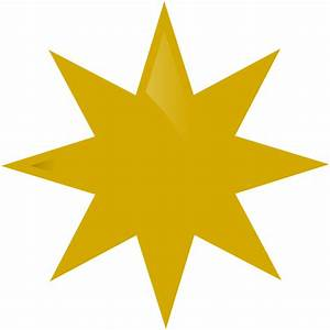 Gold Star Clip Art at Clker.com - vector clip art online ...