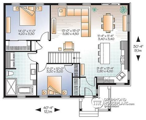 home plan house plan w3131 v1 detail from drummondhouseplans com