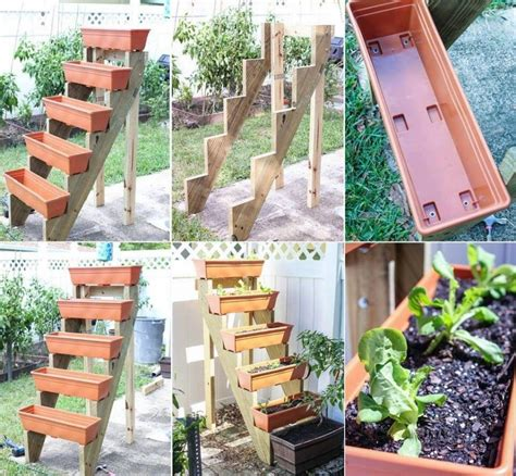 diy vertical planter garden pictures photos and images