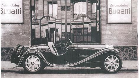 Bugatti type55 replica made in france. Bugatti Type 55 Roadster Langka Bakal Dilelang - blackxperience.com