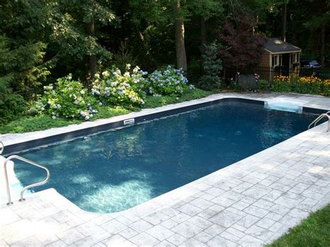 slate grey black granite pool liner search