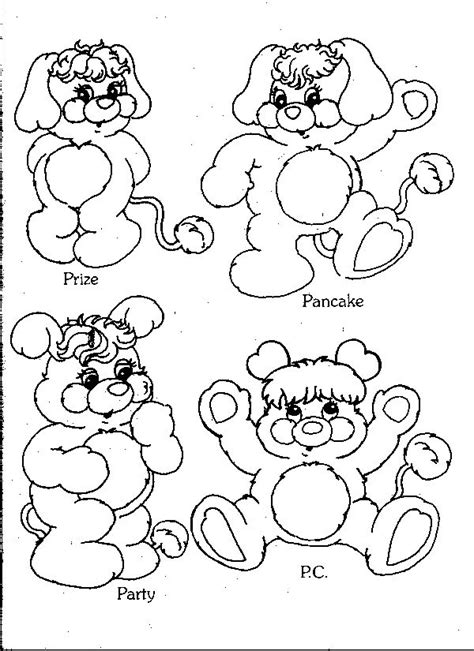 Wuzzles Coloring Page 012 Coloring Page - Free Wuzzles Coloring ... | 651x474