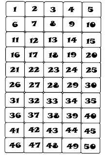 printablenumbercards printable numbers
