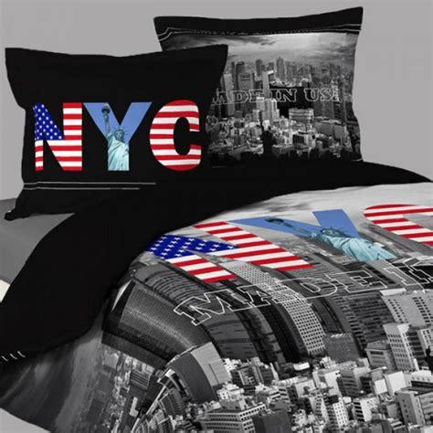 la housse de couette  york  beau style pour la
