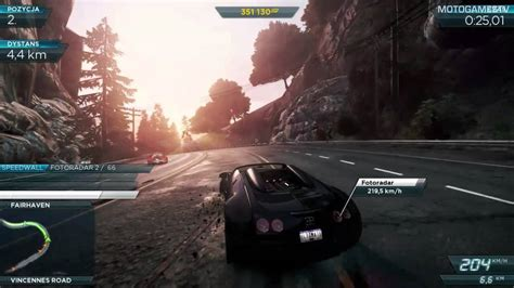 Porsche panamera turbo s 76. Need for Speed Most Wanted 2012 - Bugatti Veyron Grand Sport Vitesse Gameplay - YouTube