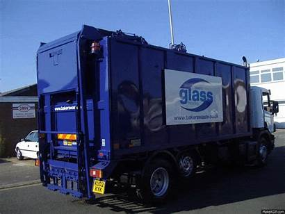 Recycling Glass Services Leicester Truck Road Paper
