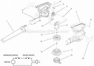 Toro 51539 Parts List And Diagram