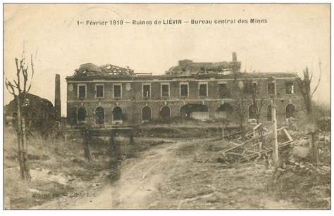 bureau des mines 62 lievin guerre 1914 18 bureau central des mines 1919