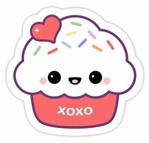 Eatingrecipe.com Cute Cartoon Cupcakes With Faces ...