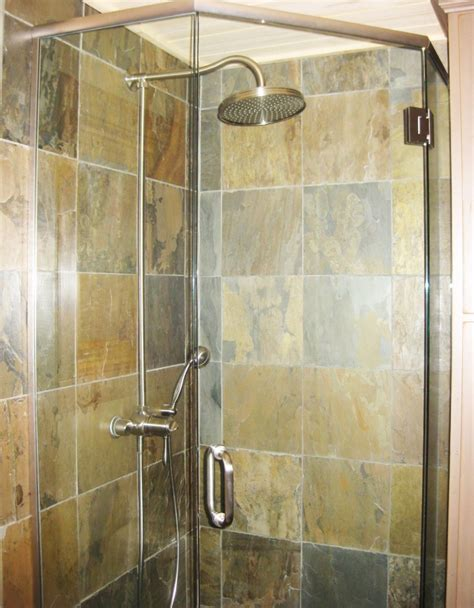 Replacing A Shower by Seattle Glass Shower Door Replacements Repair Custom
