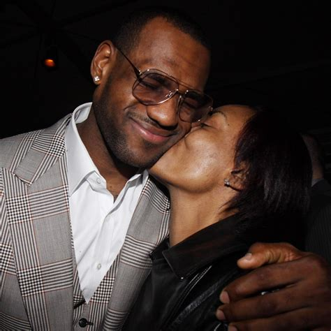 It was hard, but i knew it was not about me. Watch LeBron James FaceTime his mom to celebrate NBA ...