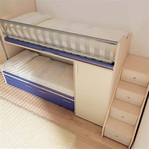 letti a con scala a cassetti 45 best images about arredamento on home