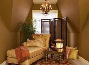 Gemütliche Wohnzimmer Farben : warme wandfarben genie en sie eine gem tliche atmosph re zu hause ~ Watch28wear.com Haus und Dekorationen